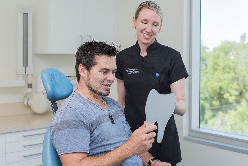 At Sunshine Coast Smile Centre our Professional Dental Hygienists play a crucial role in our patients oral health care.