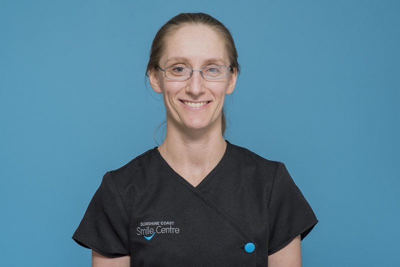 Lisa Spence is our Our Oral Health Therapist at Sunshine Coast Smile Centre