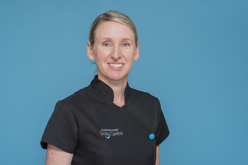 Sophie is our in-house Dental Hygienist at Sunshine Coast Smile Centre